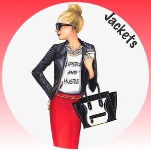 Jackets & Blazers - 🧥Jackets Blazers & Vests🧥